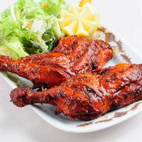 ■ タンドリー チキン(炭火焼料理) ■