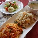 器&カフェレストラン遊 - 料理写真: