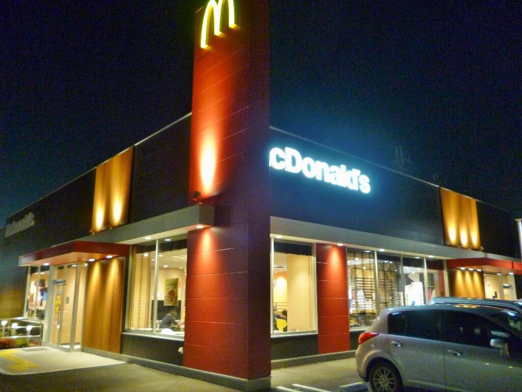 マクドナルド たつの店