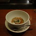 伍六 - 〆のお食事(一口焼きリゾット)