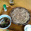 蕎麦せいざん - 料理写真: