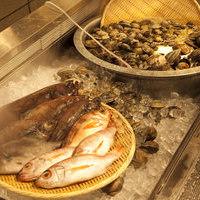 SL酒場 - 魚貝の鮮度もバツグン!