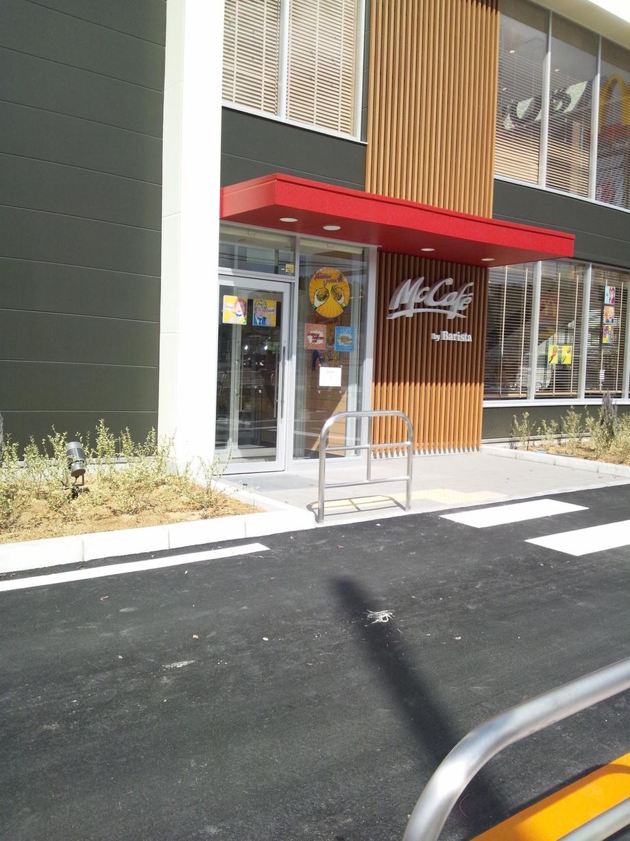 マクドナルド 枚方禁野店