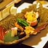 ちく亭 - 料理写真:前菜いろいろ