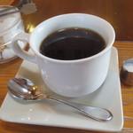 ログカフェ空 - 1杯ずつたてられた珈琲