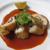 シェ光輪 - 料理写真:鶏のきのこ詰め