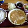仙台中野食堂 - 料理写真:喰いすぎ・・・