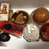 ル・コアンデザミ - 料理写真:素敵なケーキたちを上から