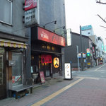 24650223 - JR富山駅近くの県道208号線沿いで、観光客の私でもすぐ見つけられました。