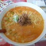 中華料理 豊盛園 - 担担麺