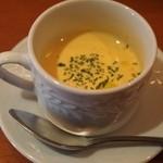 トラットリア バビバビ - 人参のスープ