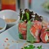 cafe dining attfal - 料理写真:attfalといえばこれ! 名物料理の『生春巻き』