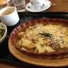 三條屋カフェ - 料理写真:北斗産 北寄貝の焼きカレー
