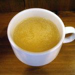 2468927 - 「チキンカレー(大)」スープ