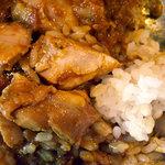 2468928 - 「チキンカレー(大)」鶏肉