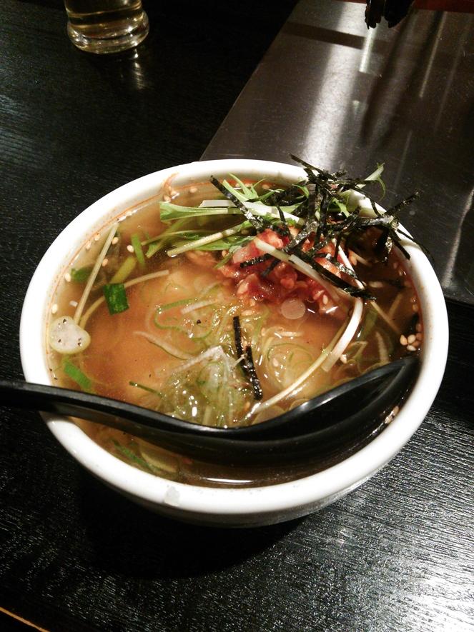 焼肉ロッヂ 新発田店