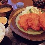 とんかつせんのき - 料理写真:特ヒレカツ