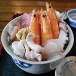 海鮮市場 長崎港 -