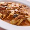 アントニオ - 料理写真:ポルチーニの入ったパッパルデッレ