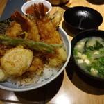 天吉屋 - 天吉丼(¥1000)