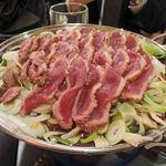 レストラン ワールド - 鴨鍋