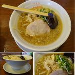 福ちゃん 舞阪店 - 福ちゃんラーメン。福ちゃん舞阪店(浜松市)食彩賓館撮影