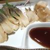 焼魚ますだ - 料理写真:活ホッキ刺し