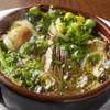 オステリアラリベラ - 料理写真:佐島産鮮魚と鎌倉野菜のアフィージョ