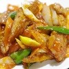 口福飯店 - 料理写真:揚げ豆腐の四川風煮込み