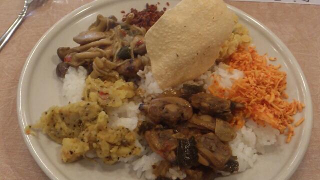 スリランカ料理 ラサハラ