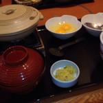 和食さと - かつとじ定食