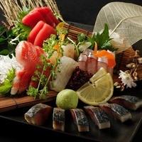 鮮魚五種盛り合せ