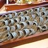 直志庵 さがの - 料理写真:【名物へぎそば】四角い木の器(へぎ)に盛って出されることから当地方では「へぎそば」と呼ばれます。