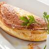 フレンチバル セレナ - 料理写真:スフレオムレット~焦がし玉ねぎのソースで~