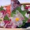 活魚水産 - 料理写真:造り盛合せ(上)舟盛 3980円