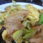 新華苑 - 料理写真:お肉も玉子もふんだんに入っててうまうま