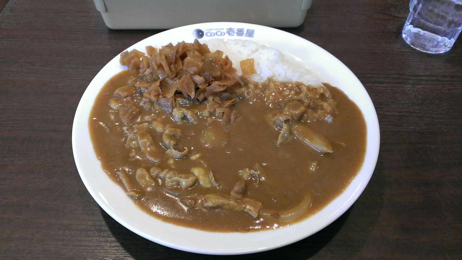 CoCo壱番屋 いわき小名浜店
