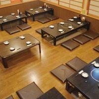 【忘年会】【新年会】30名様座敷宴会場完備
