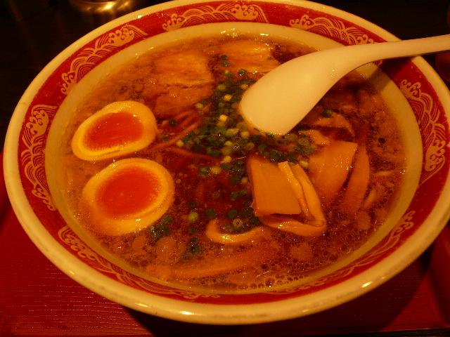 尾道ラーメン 麺一筋 新大塚店