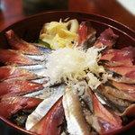 寿し茶屋海旬亭 - 091019さんま丼