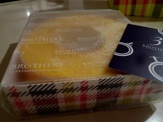 パティスリーブラザーズ - 焼き立てバームクーヘン