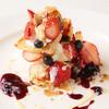 縁家 - 料理写真:特製 イチゴのミルフィーユ
