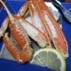 やなぎ荘 - 料理写真:茹で蟹