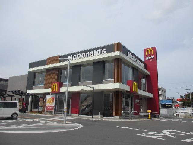 マクドナルド 3号線松崎店