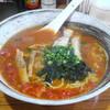 朧 - 料理写真:にんにくトマトラーメン