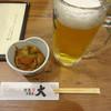 居酒屋 ビッグ - 料理写真:ビーフシチューのような感覚のお通しのクオリティが高かった!