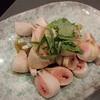 ホルモン千石 - 料理写真:子袋刺し(ハーフ)