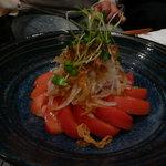 凛 - たっぷりトマトとオニオンのサラダ