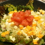 きくよ食堂 - 牧場サラダ