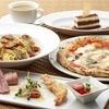 SALVATORE CUOMO & BAR - 料理写真:ランチイメージ。ピッツァとパスタはどちらかお選びください。